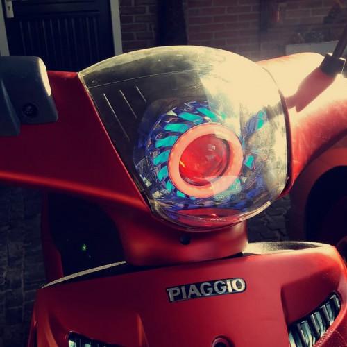 Wonderbaarlijk Angel eye Vespa Sprint & Piaggio Zip kopen - De Scooter Shop FI-31