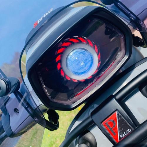 Hedendaags Angel eye Vespa Sprint & Piaggio Zip kopen - De Scooter Shop UV-48