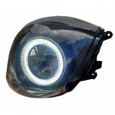 LED angel eye Piaggio Zip