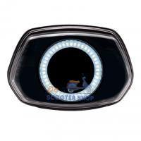 LED angel eye Vespa Sprint