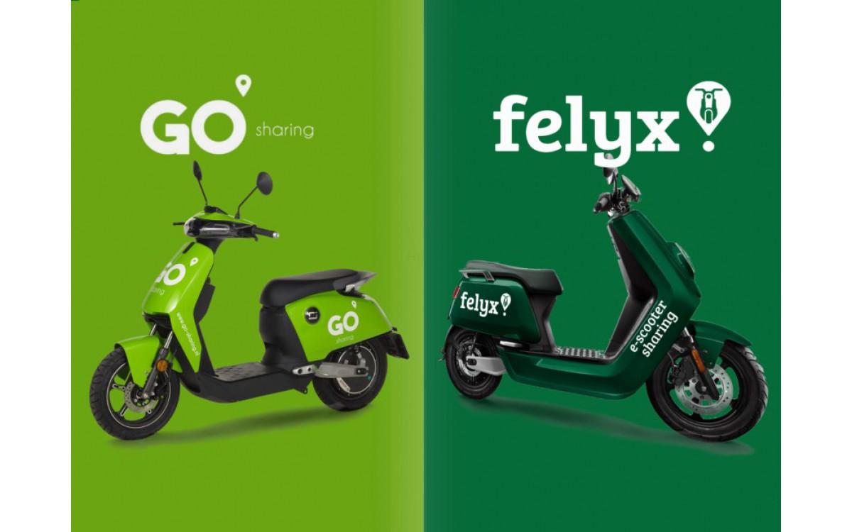 Felyx, Check of GO Sharing, welke e-scooters zijn het beste?