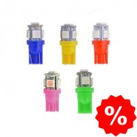 LED dagrijverlichting Vespa / Zip