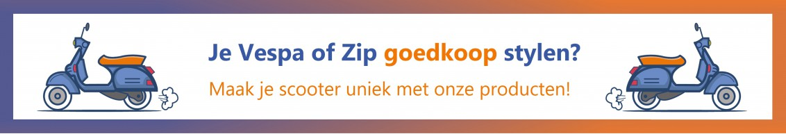 Banner De Scooter Shop