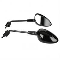 Spiegels Vespa Sprint glans/mat zwart