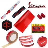 Rood accessoires pakket
