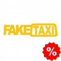 FakeTaxi sticker