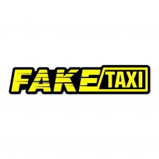 FakeTaxi mini-sticker