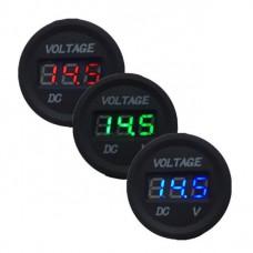 Voltmeter Vespa & Piaggio Zip