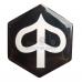 Custom emblemen - Vespa & Zip