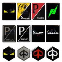 Custom logo's - Vespa & Zip