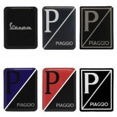 Vespa logo's